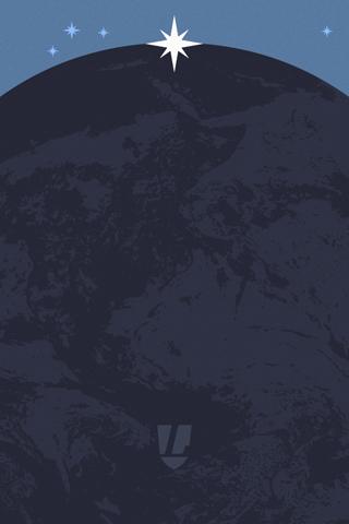 True North (Home screen) by Lumadessa