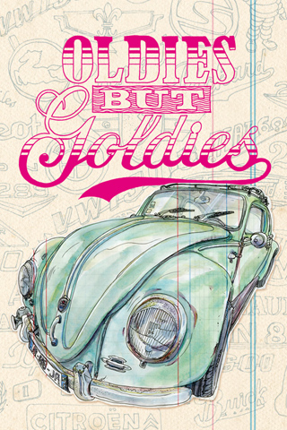 Poolga - VW - Oldies But Goldies - Lapin