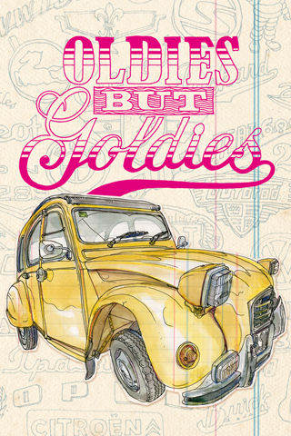 Poolga - 2CV - Oldies But Goldies - Lapin