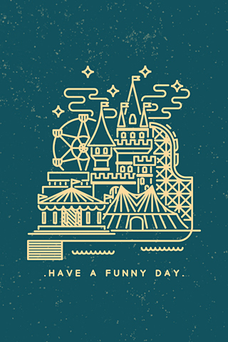 Funny Day by Fabrizio Morra