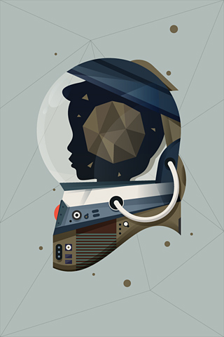 Cosmonaut by Tommy Chandra