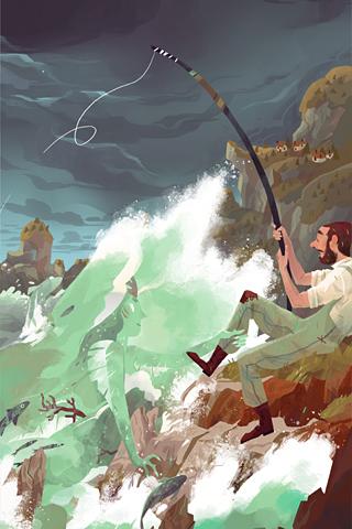 Storm by Maike Plenzke