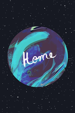 Home by Amy Pasos