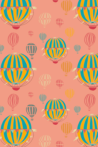 Hot Air Balloon Ride by Allison Ranieri