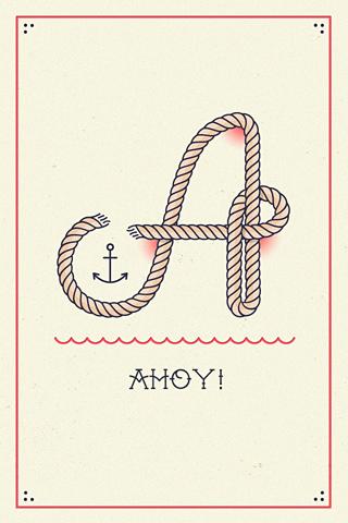 Ahoy by Lorena G