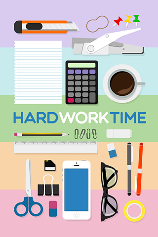Hard Work by Vivar
