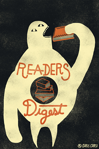Readers Digest by Chris Corsi
