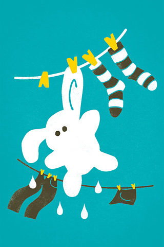 Poolga - Wet Bunny - Efon Vee
