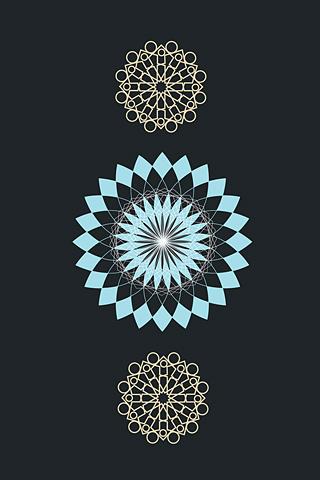 Flora 1 by Daphna Sebbane