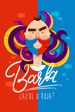 Barba by Veruska Velazco
