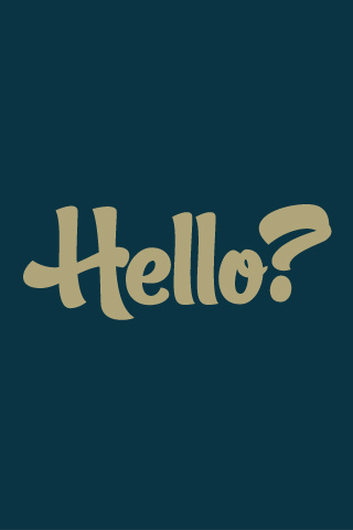 Hello? by We Made This