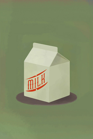 Milk by Dan Clarke