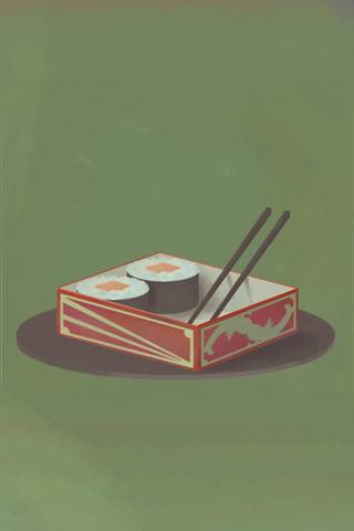 Sushi by Dan Clarke