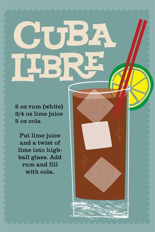 Cuba Libre by Dyna Moe