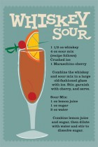 Whiskey Sour by Dyna Moe