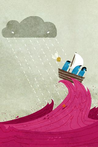 Nube enojosa by Ana Galvañ