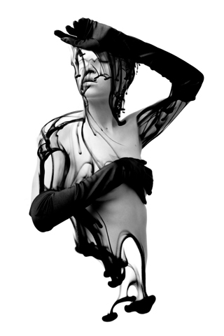 Ink lady by There Is