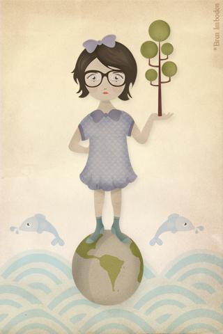 Salvemos al mundo by Bren Imboden