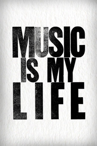 Music is my life by Hijiri K. Shepherd