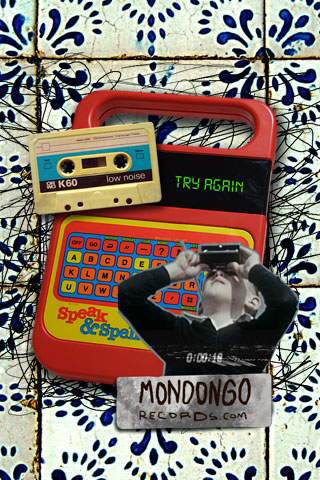 Poolga - Speak&Spell - Ernesto Kofla