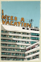 I need a vacation by Lehel Kovacs