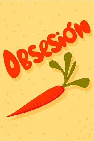 Obsesión Naranja by María Simavilla