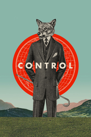 Poolga - Control - Mark Weaver