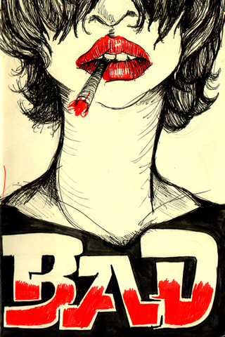 Bad by Jon Contino