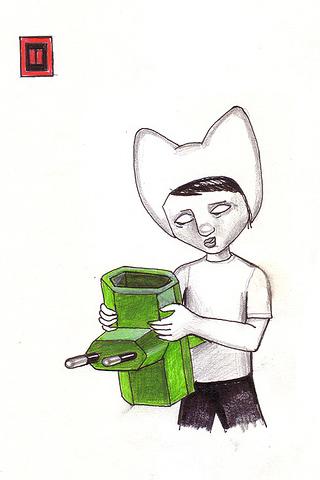 Adorando la Vitalidad 1 by Gastón Liberto