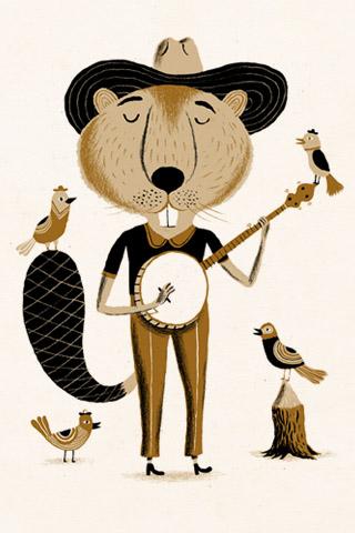 Poolga - Banjo Beaver - Bjørn Rune Lie