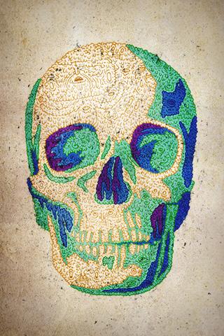 Skull by Tuomas Ikonen