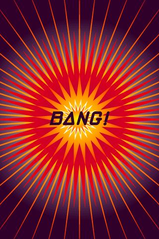 Poolga - Bang - Jonathan Barnbrook