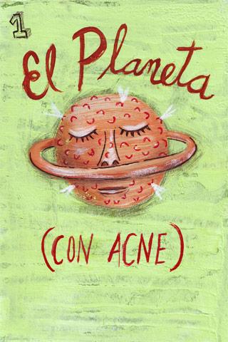 Poolga - El Planeta - Santiago Uceda