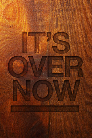It's over now by Jack Crossing