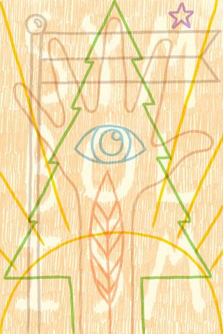 Poolga - Symbolism - Bradford Haubrich