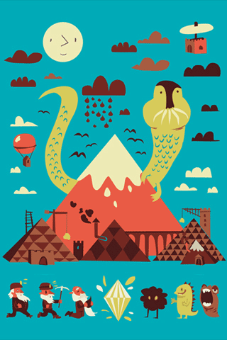 Mountain Salamander by Jamie Oliver Aspinall