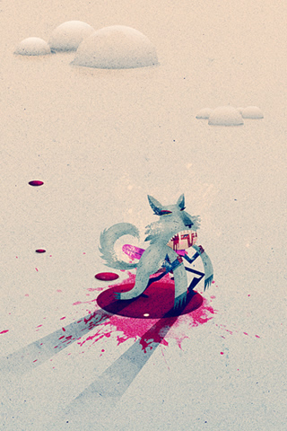 Big Bad Wolf by Dan Matutina