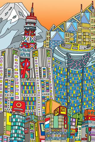 Shinjuku by Andrew Joyce
