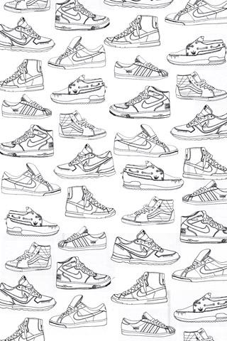 Poolga - White Sneakers - Jaane