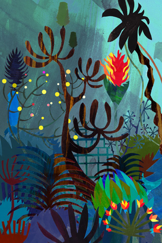 Jungle by Catell Ronca