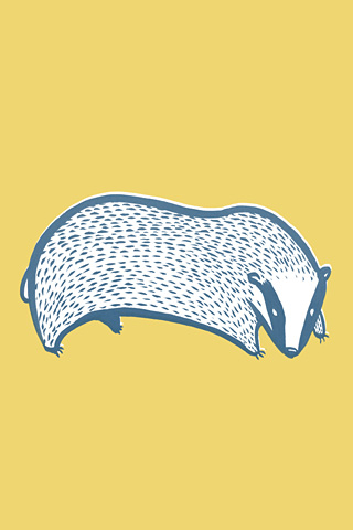 Badger by Dan Berry