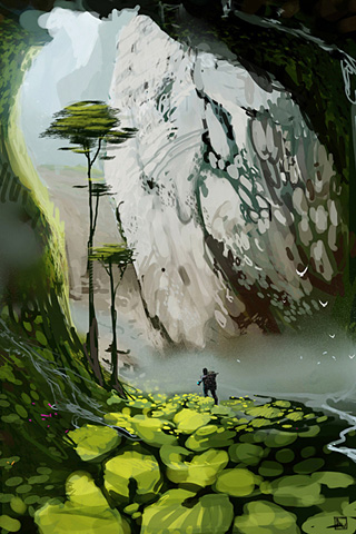 Cave by Ashwin C