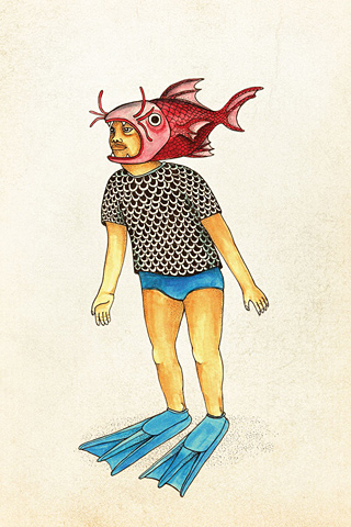 Poolga - Pescado - Juan Weiss
