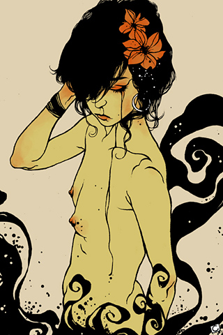Muse 13 by Conrad Roset