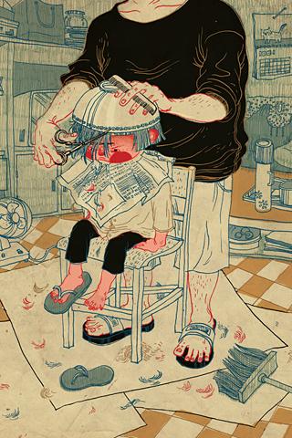 Bowlcut by Victo Ngai