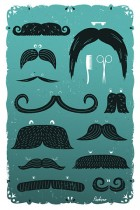 Moustaches by Peskimo - Synergy Art