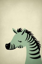 Zebra by Valerie Jar