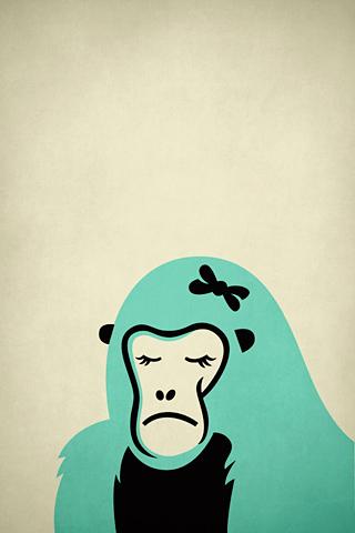 Gorilla by Valerie Jar