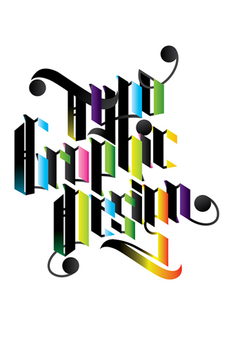 Typographic Design by Andrei Robu