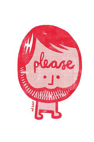 Please by Nick Deakin